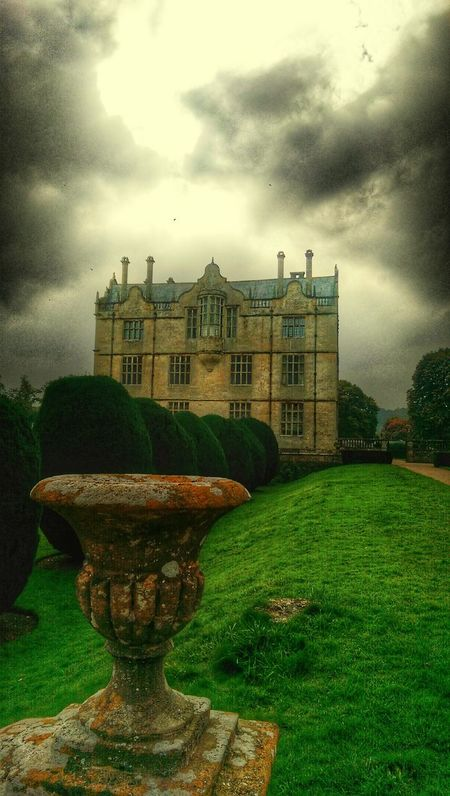 Clouds Montacute Wolf Hall Somerset