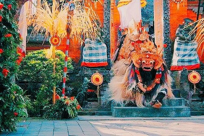very good... Barong Dance Bali I Love BALI Artistic Photo Eyem Best Shots Eye For Photography Eye4photography