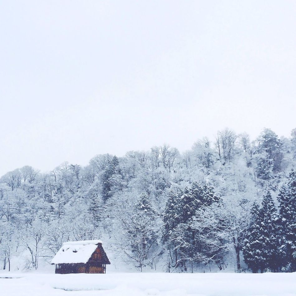 Beautiful stock photos of snow, , Built Structure, Clear Sky, Cold Temperature