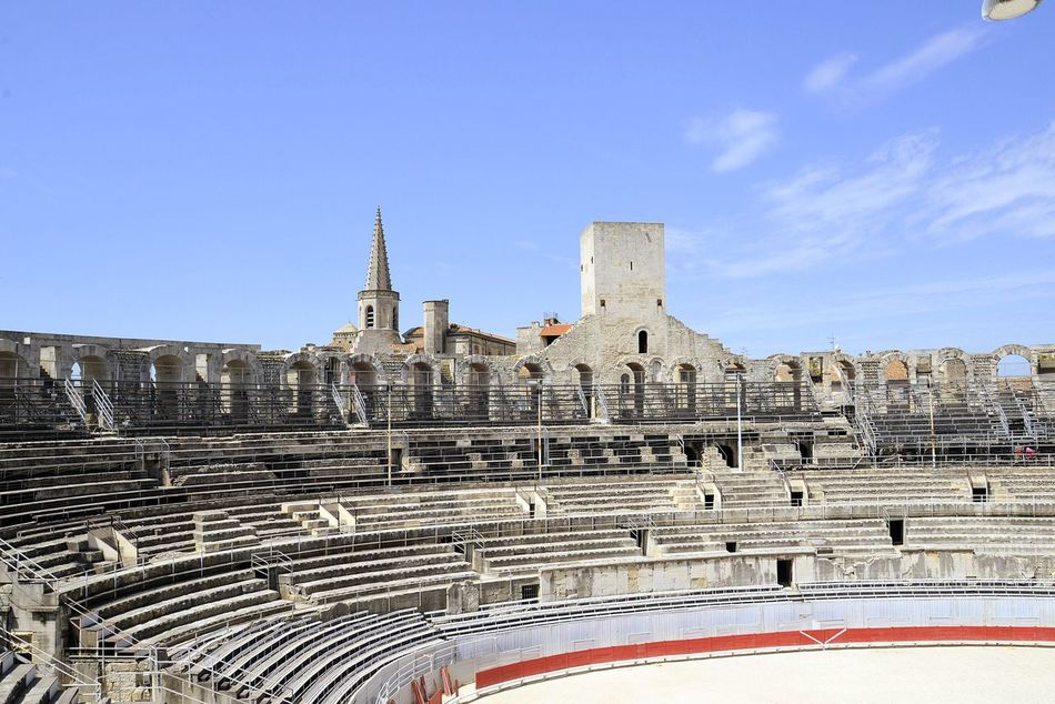 France 🇫🇷 Arles Provence Summer Feelings  Arena Relaxing Architecture Holidays ☀ Enjoying Life Everyday Joy Hanging Out