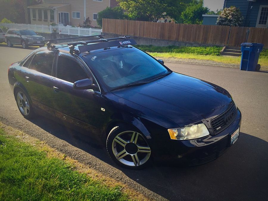 Just got my car :) Audi Car Sportscar Slick