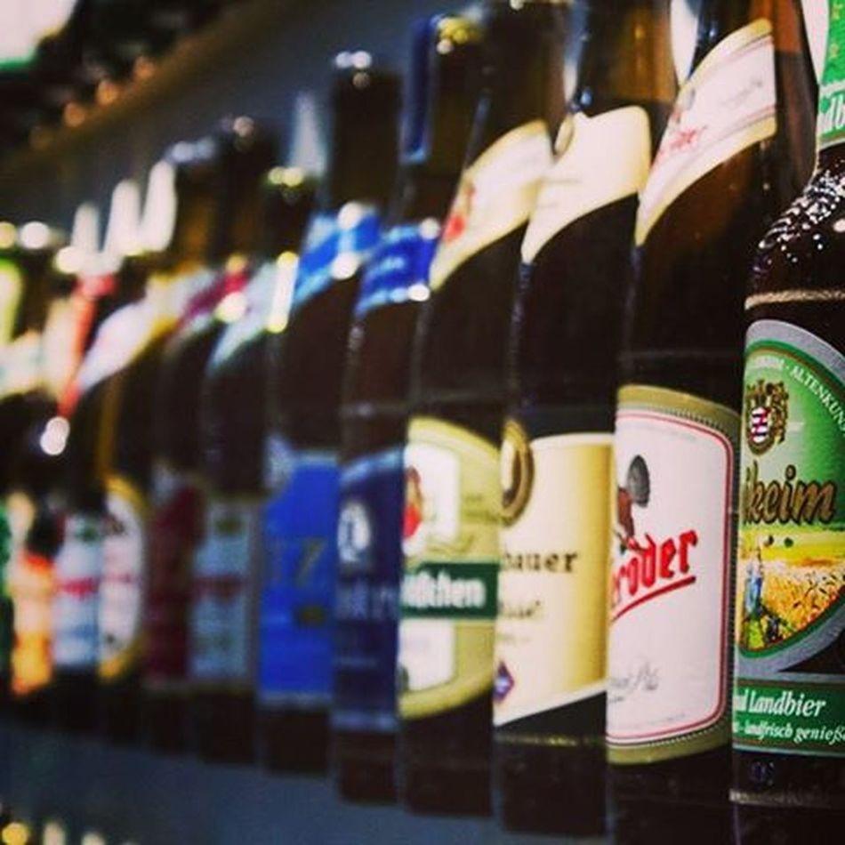 Beers Beerbottle Germany Berlin Internationalgreenweek Hop Alcohol