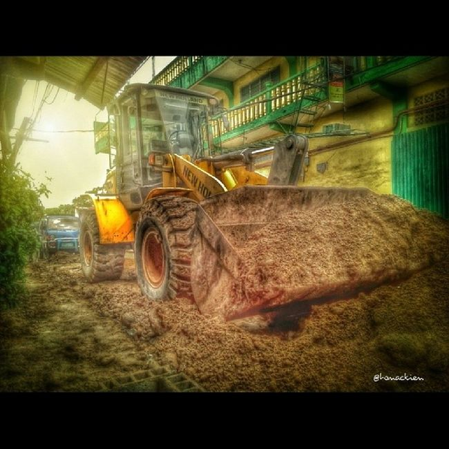 bulldozer PhonePhotography Mobilephotography Anroidphotography Cs_hdr hdrcreators hdr_elite epic_hdr hdrsupreme hdrstylesgf hdrstyles_gf hdr_philippines hdrclubnation hdr_arts hdr_asia @m_taufik_bw