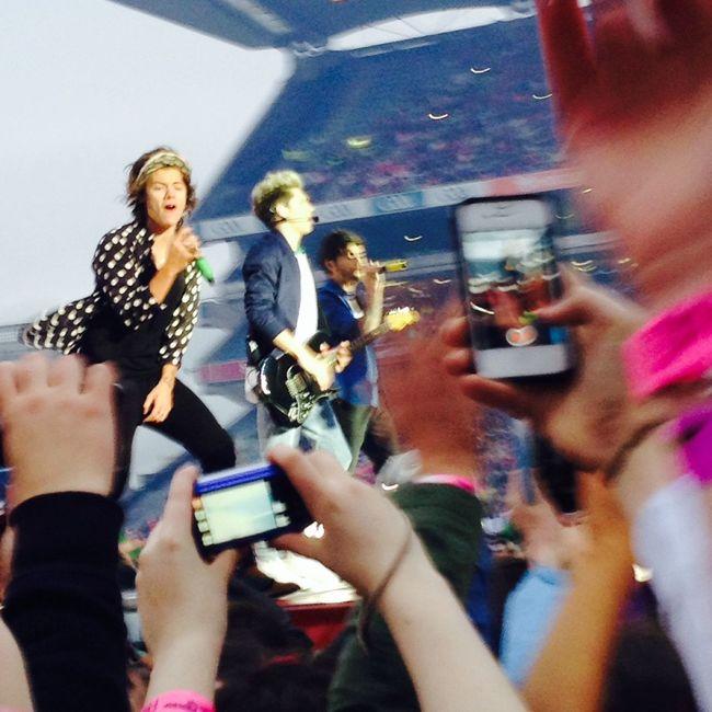 The Fan Club One Direction CrokePark Dublin