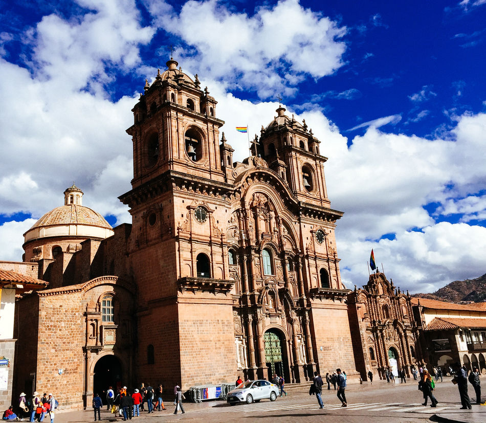 Cusco Architecture Building Exterior Built Structure Capital Cities  Cathedral Cathedral Church City Cusco International Landmark Peru Place Of Worship Religion Tourism Tourist Travel Destinations