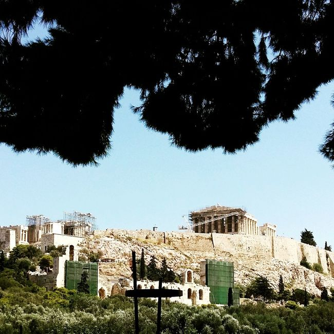 Greece Akropolis Athens Ancient Architecture Architecture Ancientgreece Ancient Ruins Likeforlike Followforfollow Landscape L4l Photographer Like4like Photography Likesforlikes Selfies Follow4follow Nature Relegion Morning Civilization Museum Tourism The KIOMI Collection