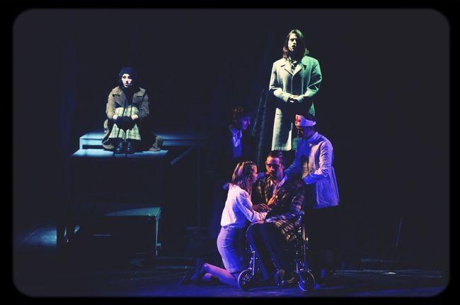 Les Misérables Acting School Play