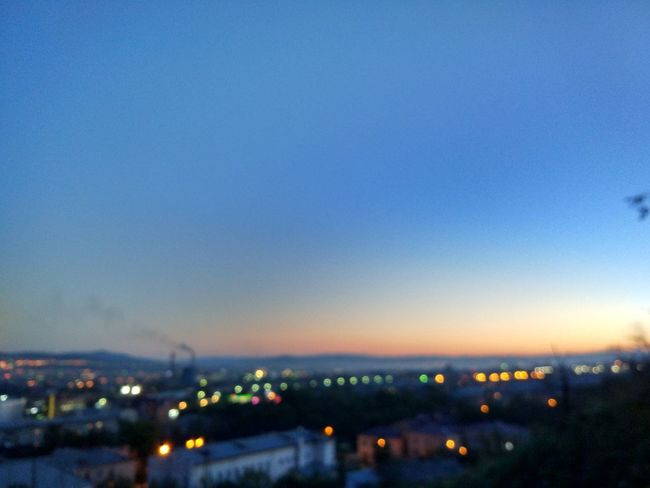 Without Filters Lights Ulan-Ude Hometown Beatiful Sky Someplace