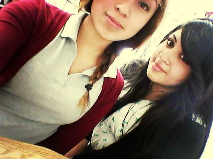 With My Kathy Boo <3