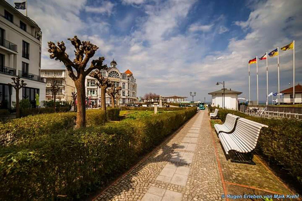 Rügen Insel Rügen In Rügen (north Germany) Canon6d Samyang14mm Ostseebad Binz Binz Auf Rügen City Beach Photography