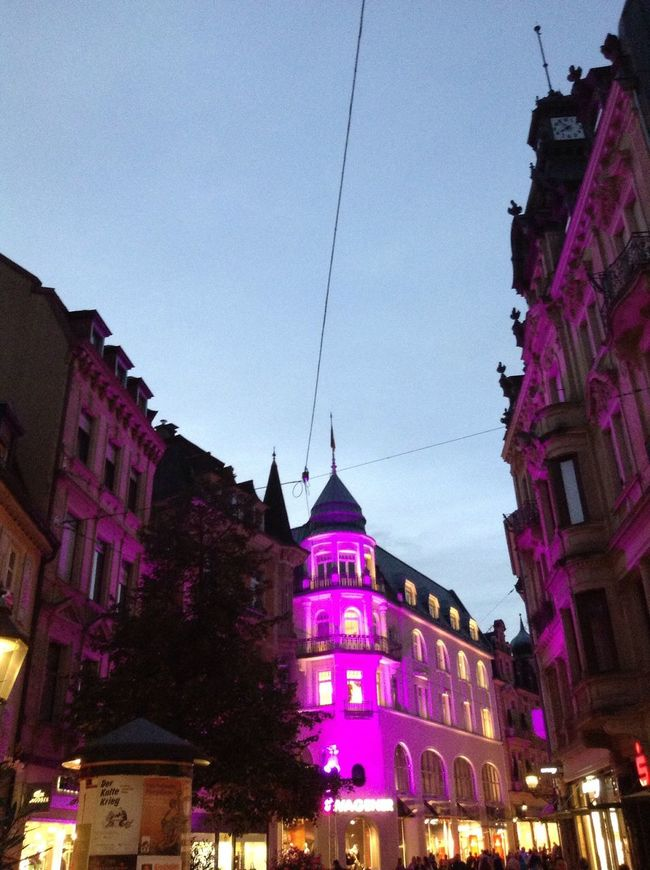 The Color Of Business Baden Baden Germany