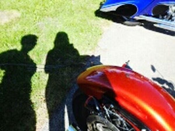 Shadow Day Outdoors Grass No People Motorcycle Motorcycles Motorcycle Lover Motorcyclebuddies Motorcyclelifestyle MotorcycleDiaries Motorcycles Lover