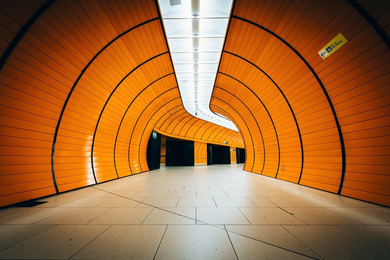 Colour Of Life Interior Style Photo Photography Symmetry Subwayphotography Subway Station Metro Station Subway Metro Germany Interior Design Bestoftheday Munich City EyeEm Best Shots Check This Out Photooftheday OpenEdit Exploring Beautiful Traveling