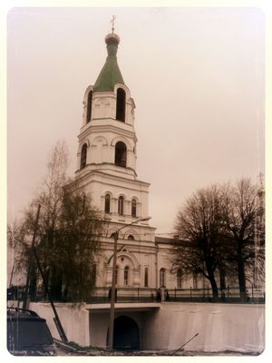 Church at Ryazan by lora_larisax