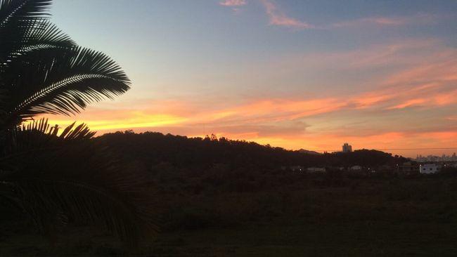 Sunset Home Sweet Home Brasil First Eyeem Photo