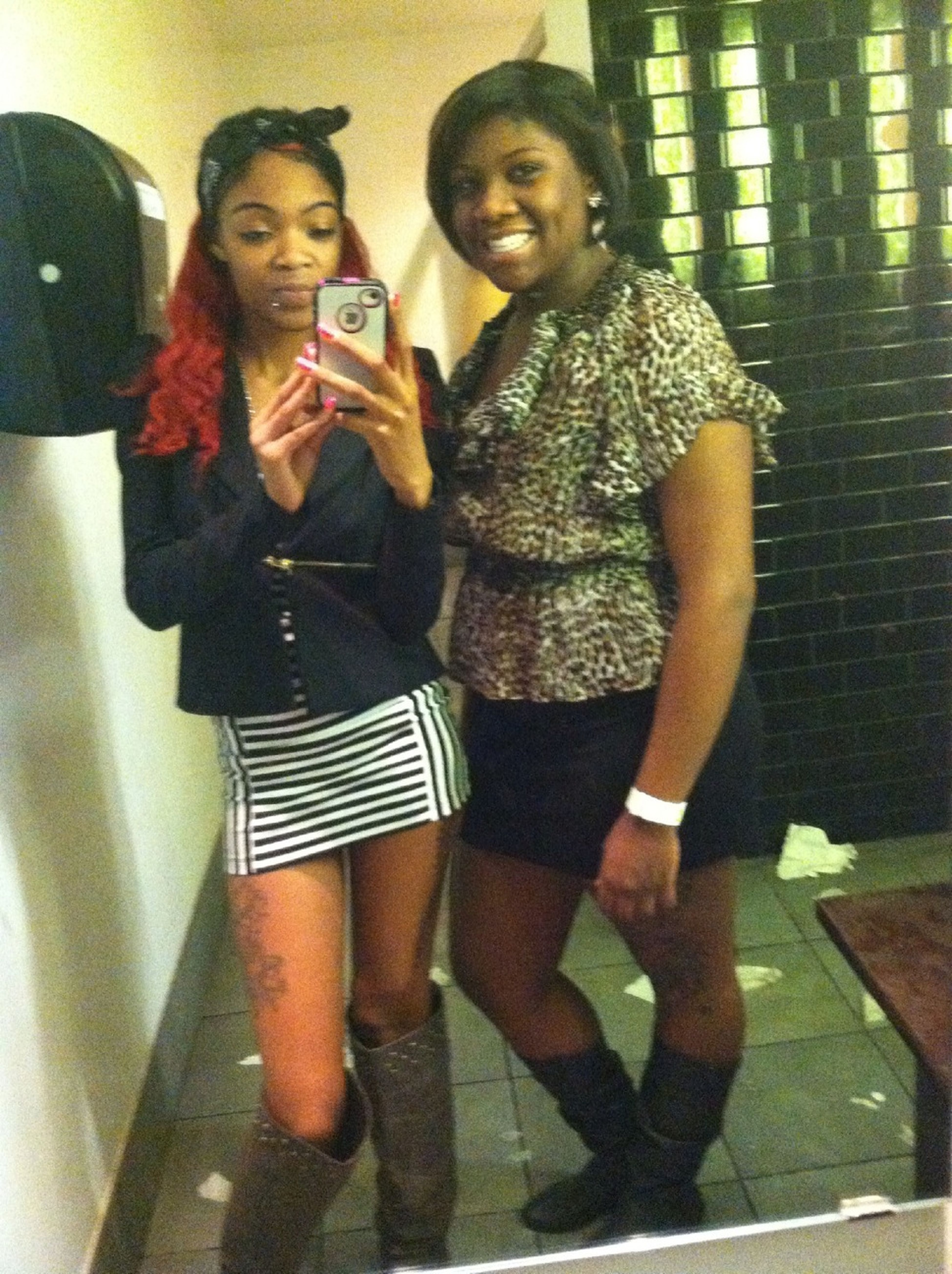 We was cute asl this night !