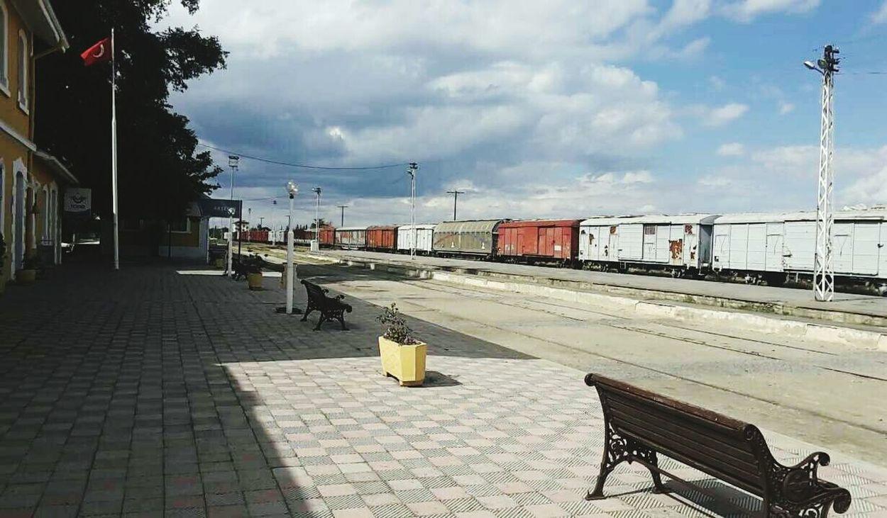 Aksehir Går Tren