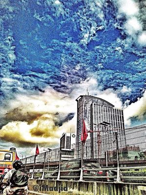 Cities look better in the sunshine in Jakarta by Iqbal_Madjid™
