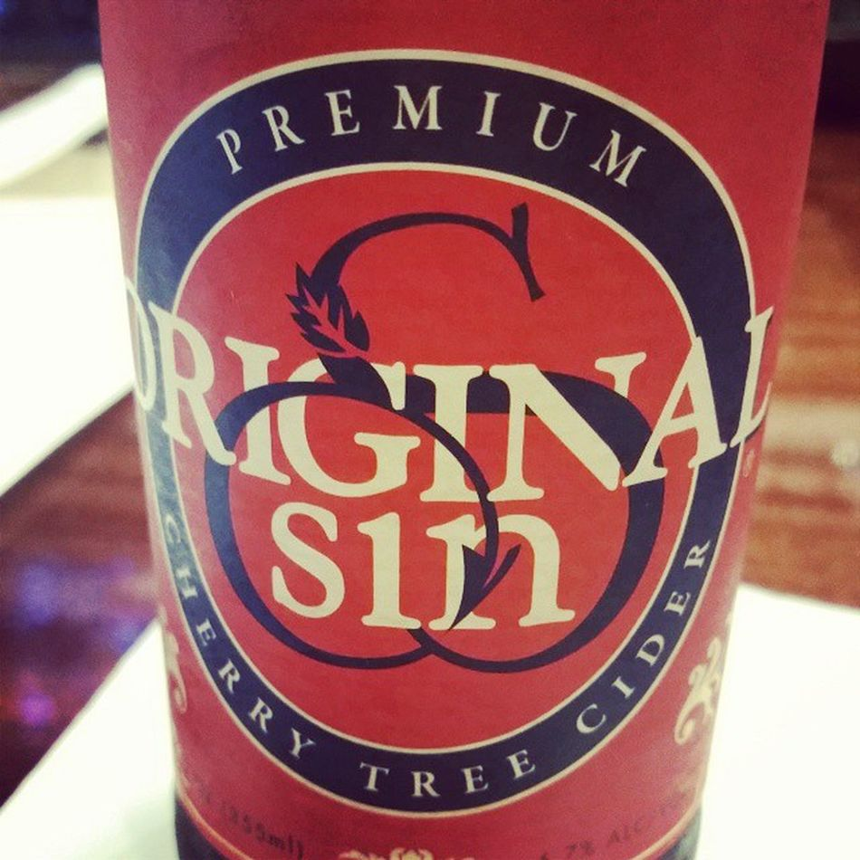 Finally giving it a try @mrsdlish ♡ Dayoff Originalsin Hardcider