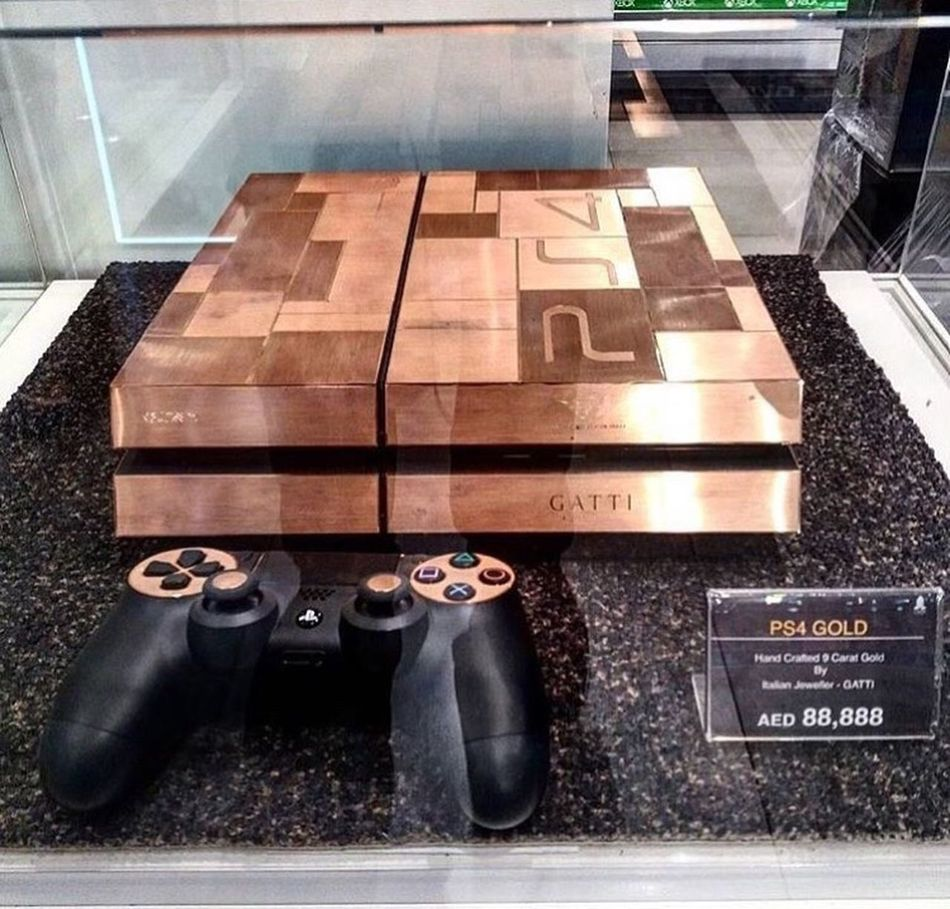 Italian masterpiece   who would like to play with this Ps4 of $24,194 ? 🎮🔸 Billionaire  Billionairelabel Luxury Insta Instafollow Instadaily Instamood Instalike Instagood Followme Follow Like Like4like Likeforlike TBT  Igers Vscocam VSCO