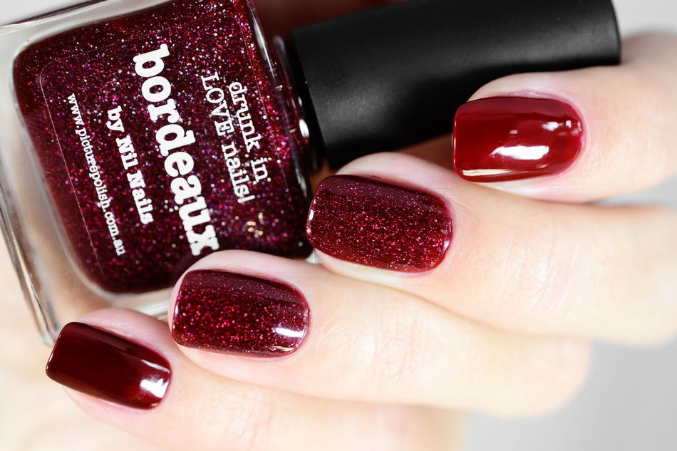 FNUG Vintage, China Glaze Drastic, Picture Polish Bordeaux - мой маникюр для лакосреда лакосредамикс Tejzurgsnails тегсообществанейлру2016 маникюрныйинстаграм Nailsoftheday Nailvarnish Allprettynails лак Vernis Notd Smalto Nagellack  Nails2inspire лакоголик Nailaddict Nailbeauty лакоманьяк Nailru Naildesign Polishaholic Nailblogger Nail Blogger Nails