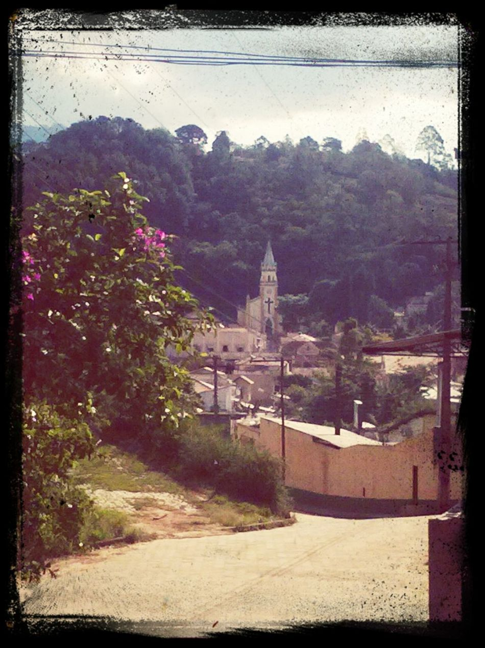 Bela vista Igreja Matriz....