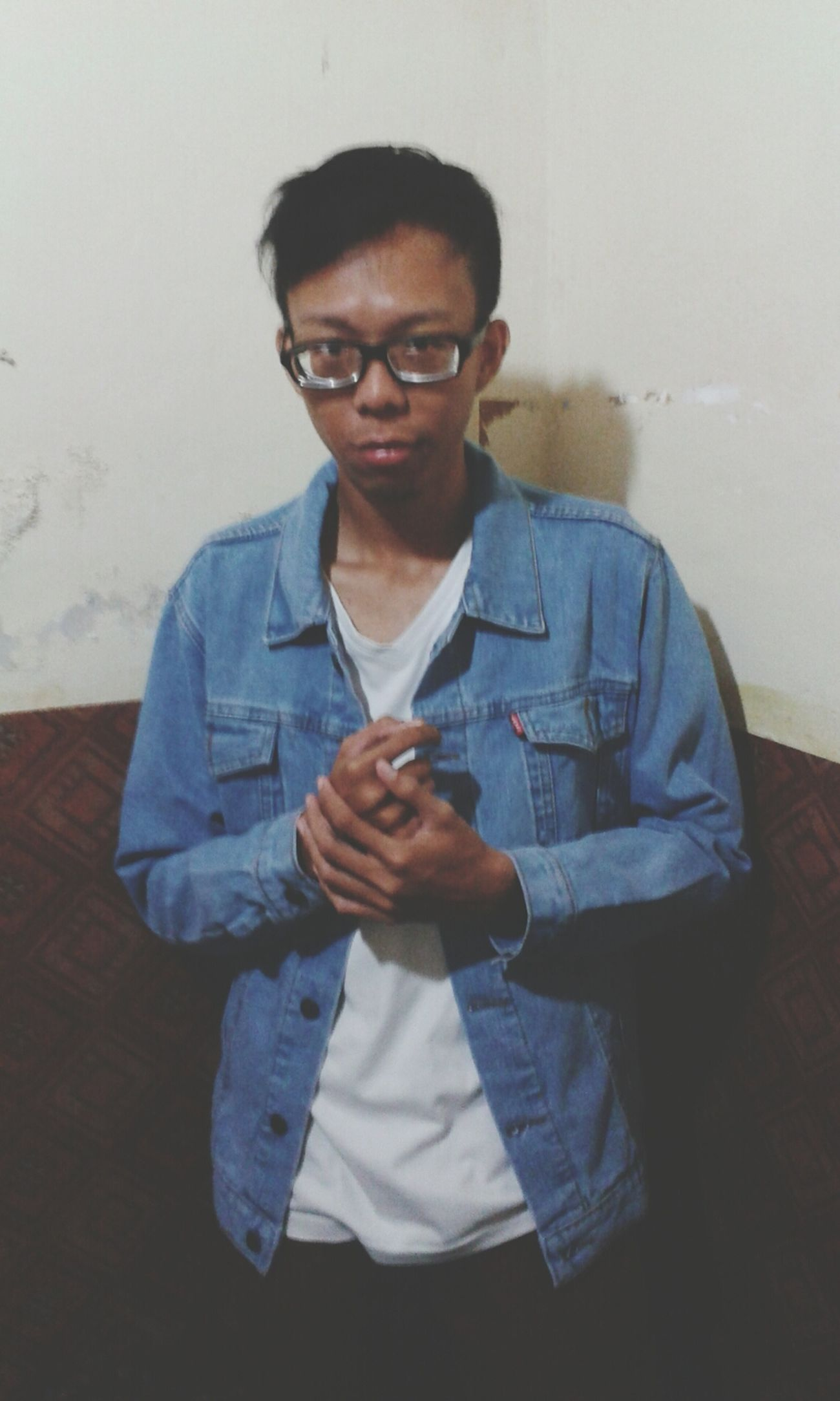 Rawk and roll Self-potrait Jeans Fashion