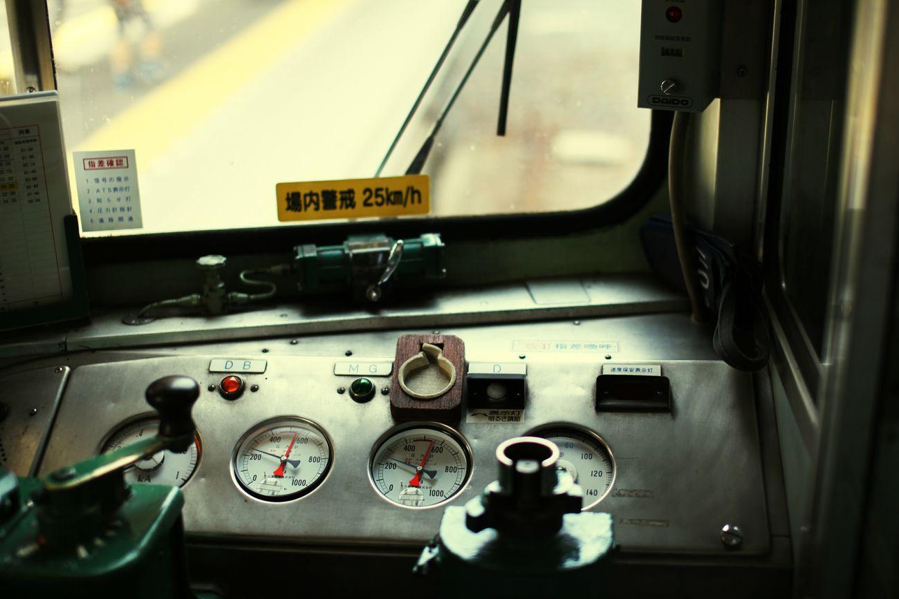 昔は東横線だったと言う 高松 高松琴平電気鉄道 Takamatsu-shi Japan