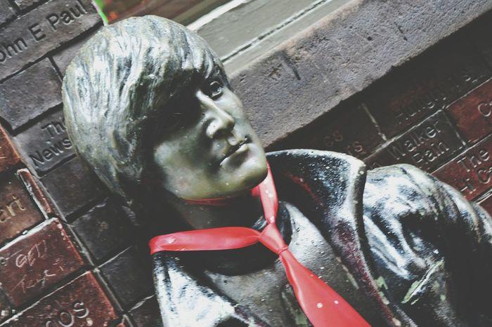 John Lennon Beatles Liverpool, England