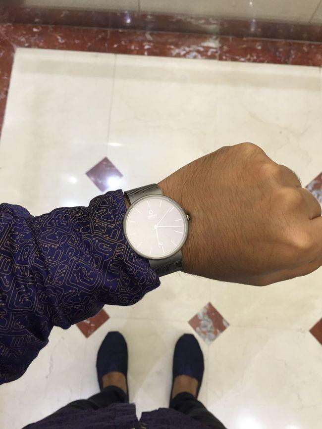 Up Close Street Photography Obakudenmark Obaku Time To Reflect Timepiece Smart Simplicity Enjoying Life