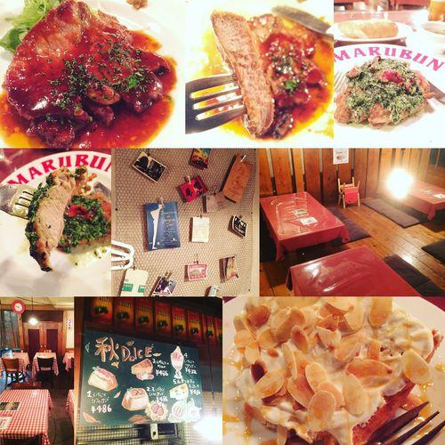 マルブンにて食事会。とても美味しくて食べすぎました。幸せ。 Food And Drink