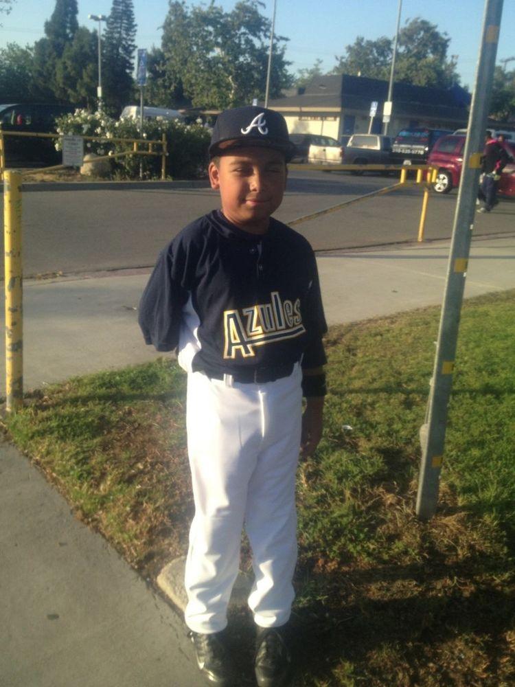 Carriage Crest Opening Day- Boys 1A Baseball.  Good Luck Jason!!!!