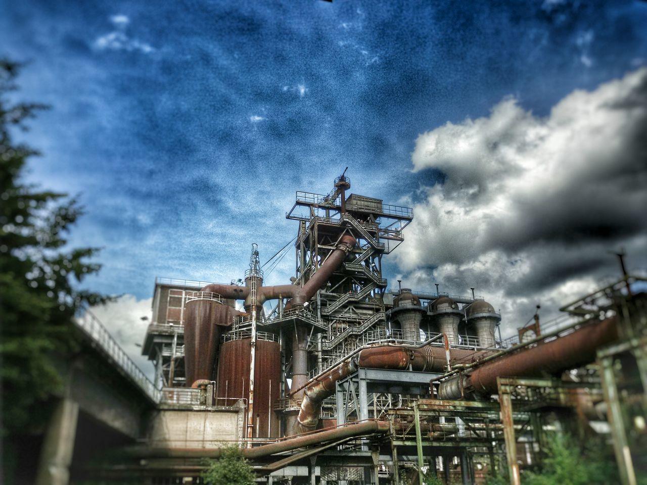 Landschaftspark Duisburg-nord Hochofen EyeEm Best Shots