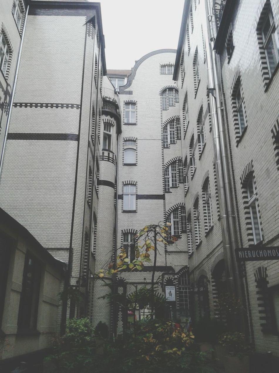 Poznań Wielka Nieodkryte Miejsca Street Photo