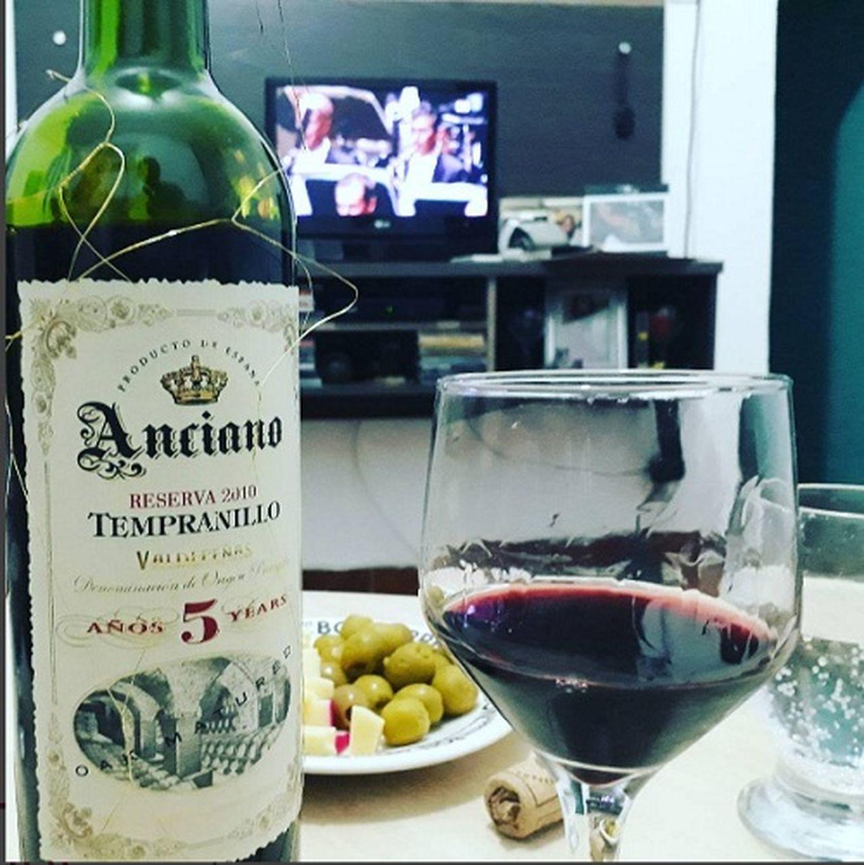 Anciano Ciropimentel Espanha Romance Tempranillo Valenca Valencavinhos Vinho Vinhos First Eyeem Photo