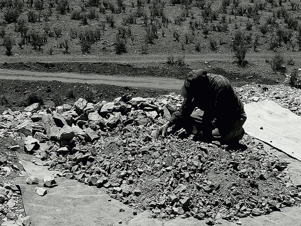 Minería Mining Artesanal Samplingday Oldman