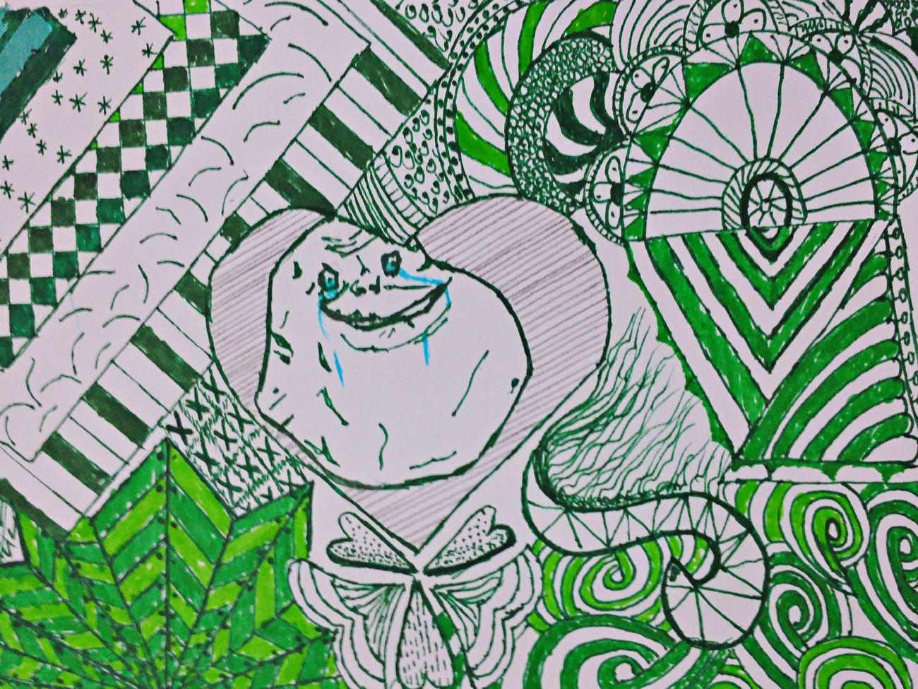 My Art, Drawing, Creativity Eskişehir Anadoluuniversitesi Green