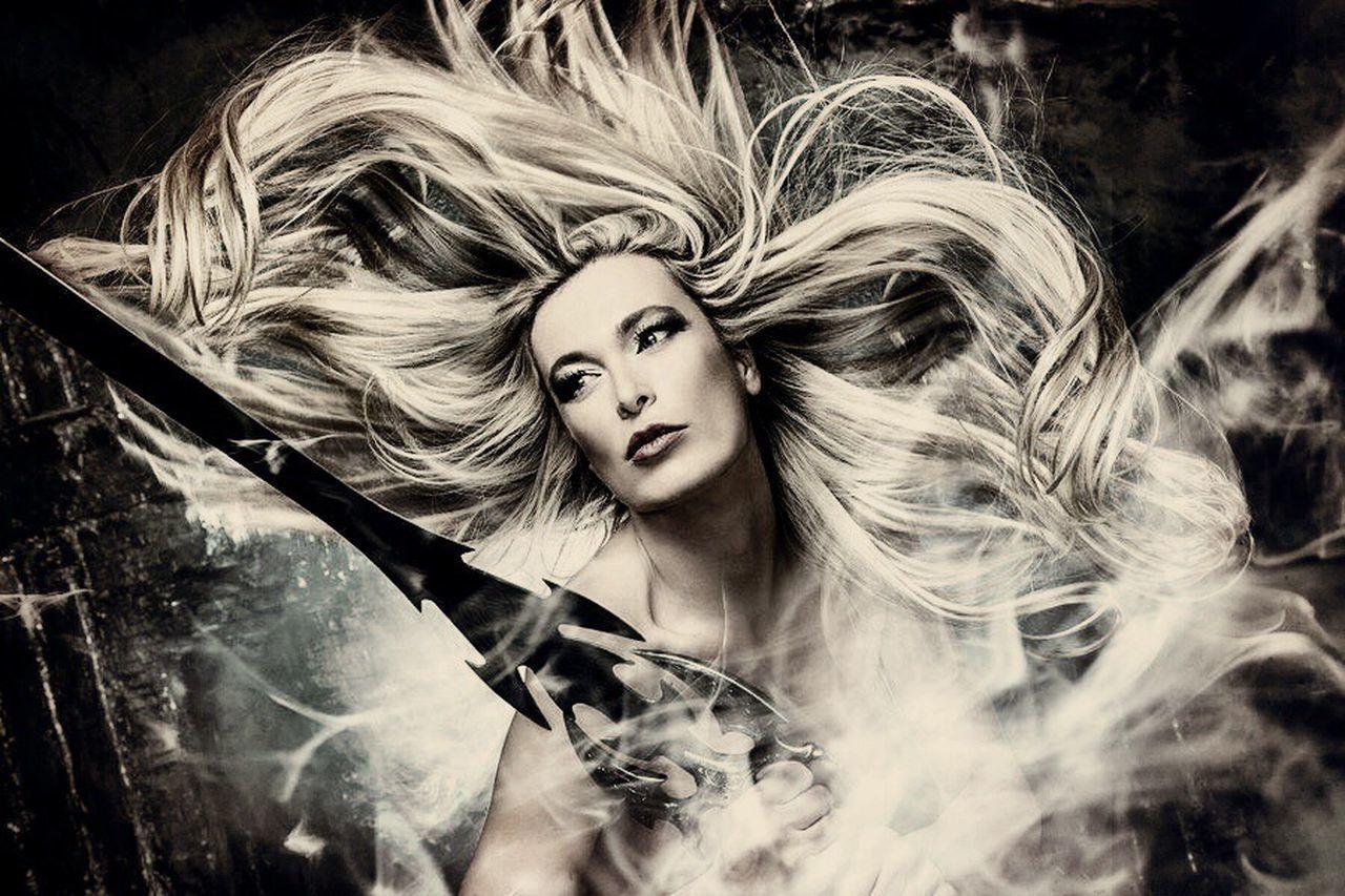 Fantasy world Fantasy Photography Fantasy Edits Portrait Elf Elf Fantasy Fair Warrior Warriorprincess Blond Hair Women Of EyeEm Energy Action Determination War Wood First Eyeem Photo EyeEm Best Shots