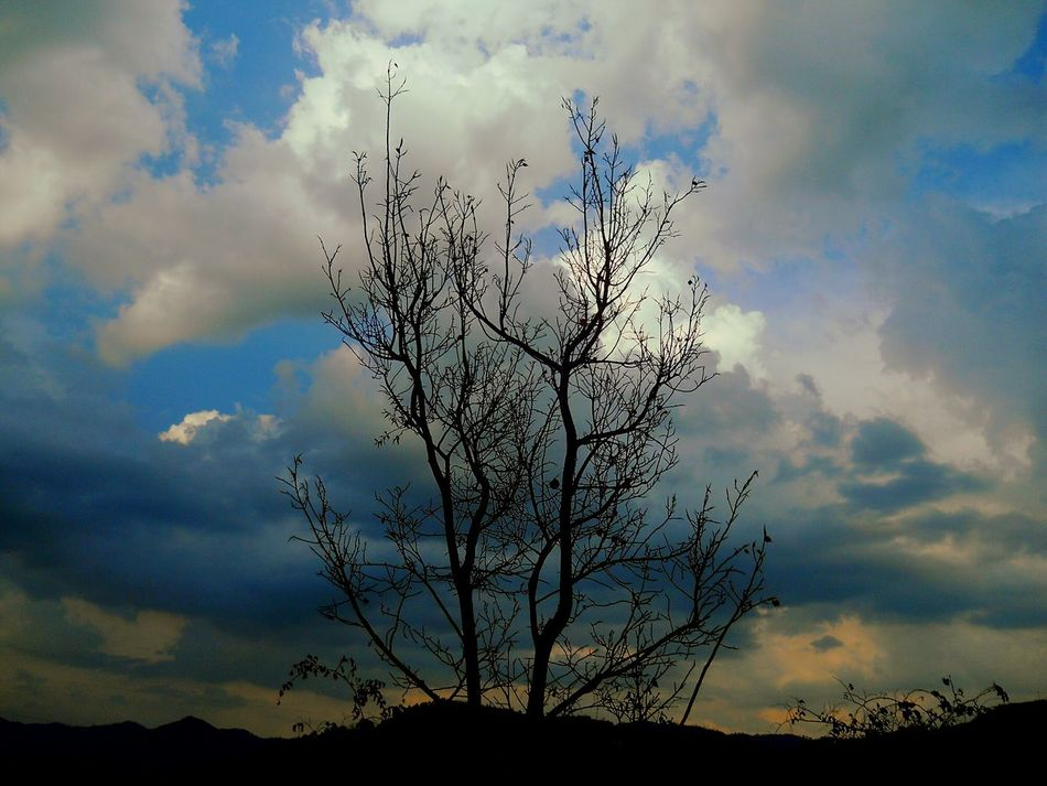 Cloud - Sky Nature No People Sky Outdoors Beauty In Nature Dusk Sky Dusk. Evening Sky Lowlight Lowlightphotography India Clouds