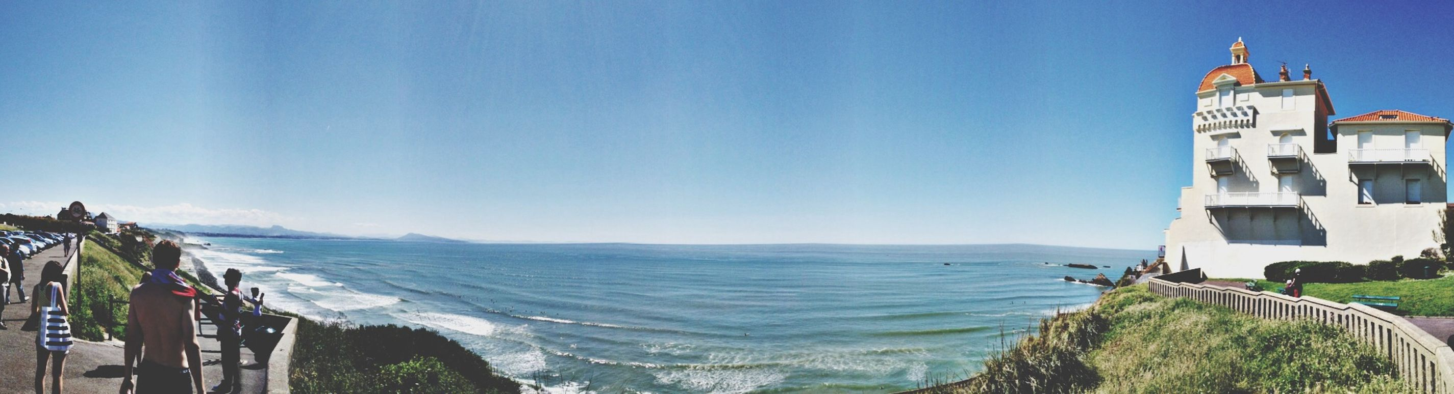 Panorama Sea Enjoying The View Surfing The Adventure Handbook