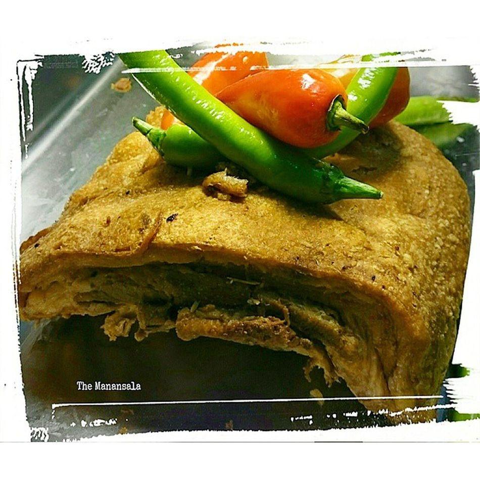 Something Iloko for tonight 🍴 . . . Foodgasm Foodporn Bagnet KitchenBoss themanansala