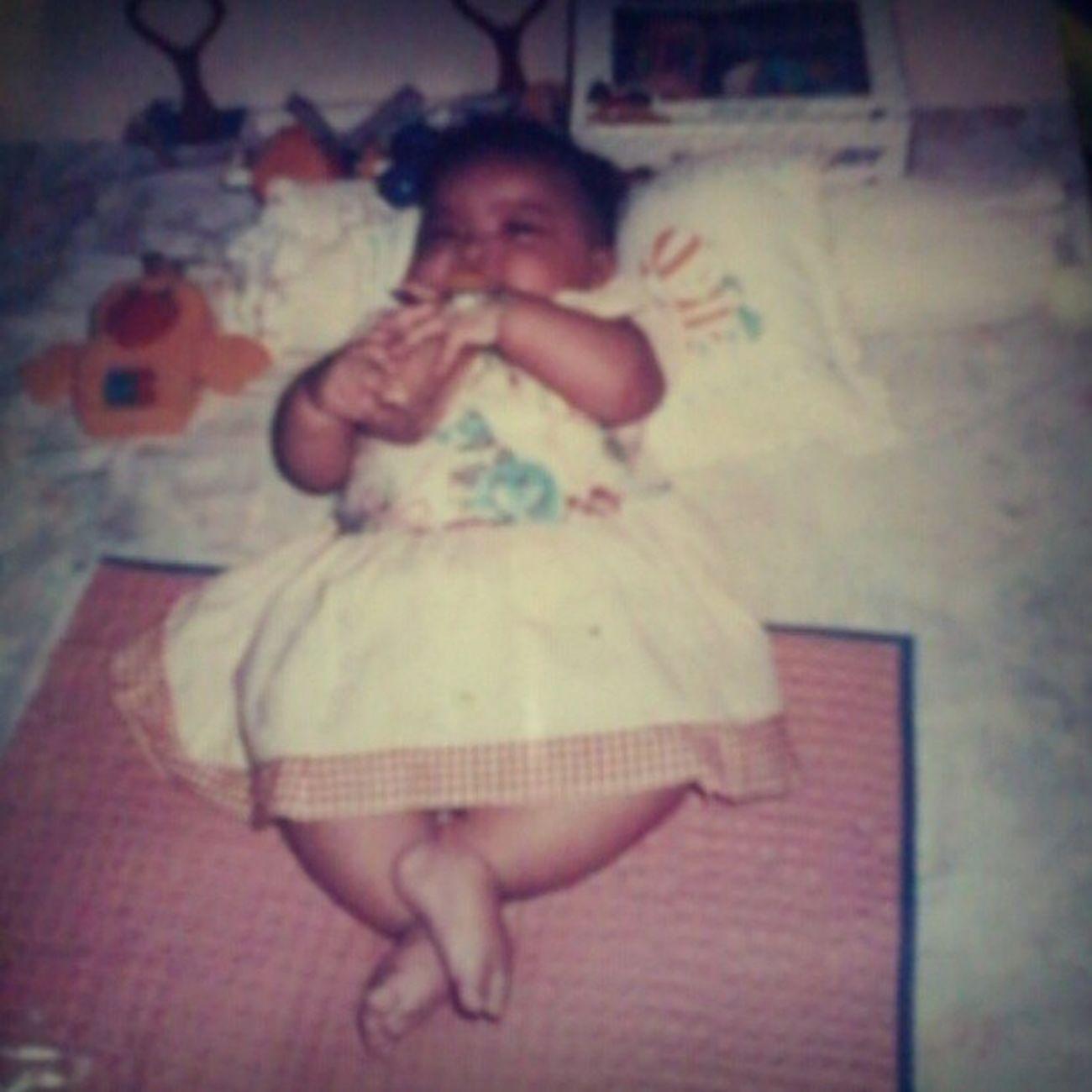 may pag-asa pa akong tumaba! tiwala lang. HAHA. good morning :) Fatbaby TBT