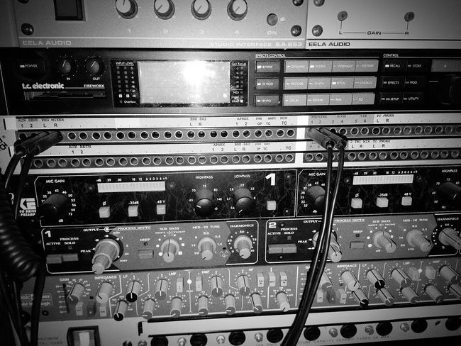 Audio Studio Audio Equipment Sound&vision