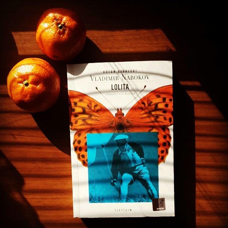 Newbook Lolita Vladimirnabokov Sunshine orange blue