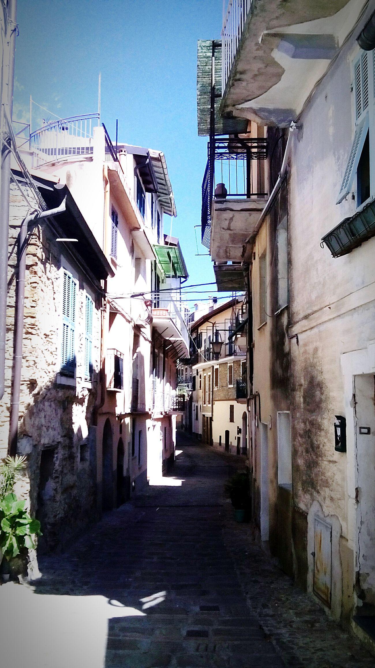 Liguria - Riviera Di Ponente Riviera Dei Fiori Italian Riviera Ancient Village Perinaldo Val Verbone Old Village Borgo Antico Paesaggiourbano Urban Landscape