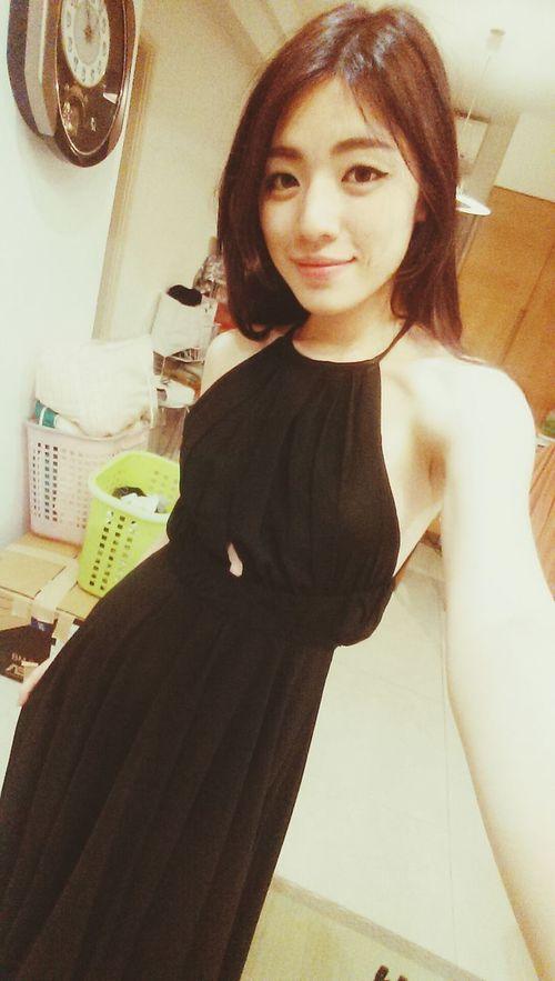 試穿新洋裝~超喜翻ヾ(*´∀`*)ノ Taking Photos That's Me New Dress! Check This Out