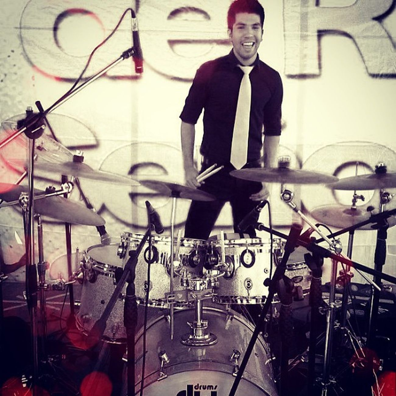 The best 😇Drums Stage 5minutesbefore Me Instadrums Drumer Angeland Instagood Cool Blackandwhite Passion