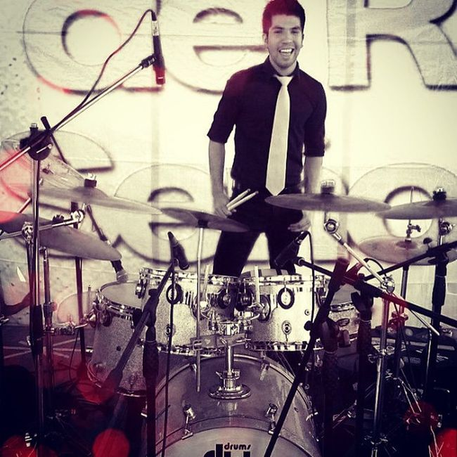 The best 😇Drums Stage 5minutesbefore Me Instadrums Drumer Angeland Instagood Cool Blackandwhite Passion