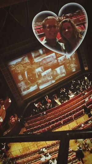"At the Atlanta Opera! Puccini's ""La Bohème""."