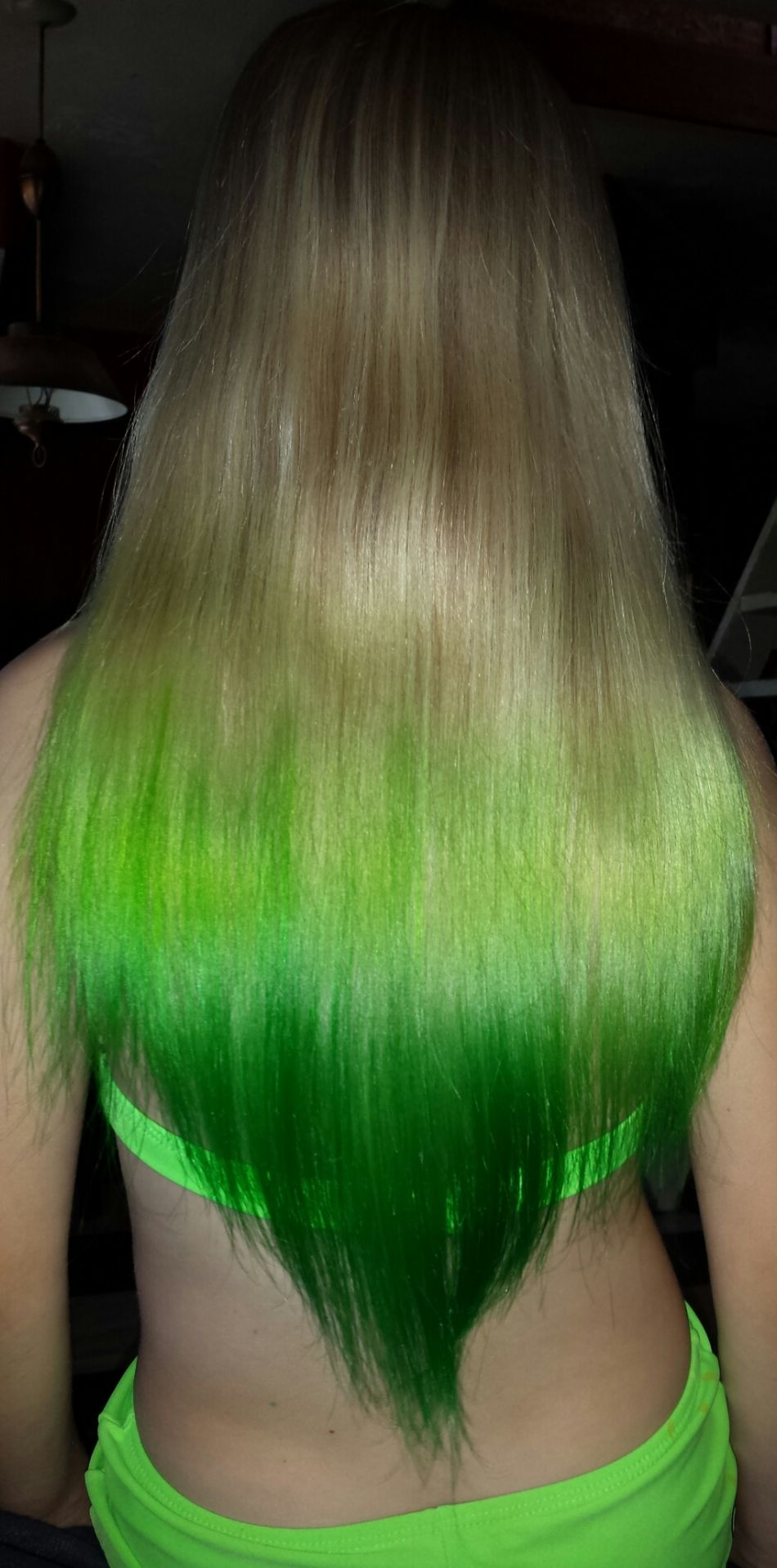 Dip Dye Hair Dip Dye  Hair Dye Kool-Aid